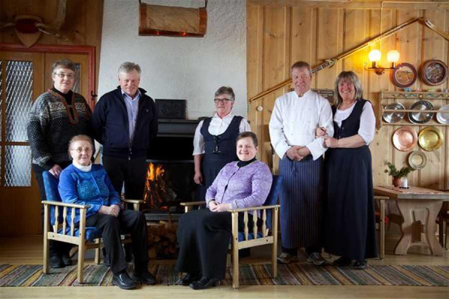 Visit Innherred Opplev Røros-fjella fra Vauldalen Fjellhotell