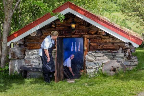 Visit Innherred Overnatting Bortistu Gjestegård