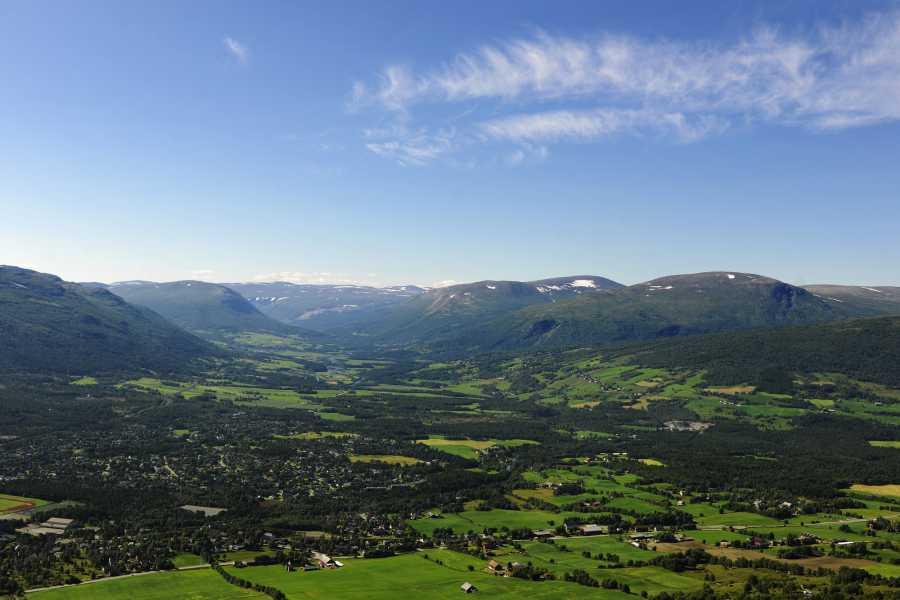 Visit Innherred Midt i matfatet - kulinarisk reise i Trøndelag