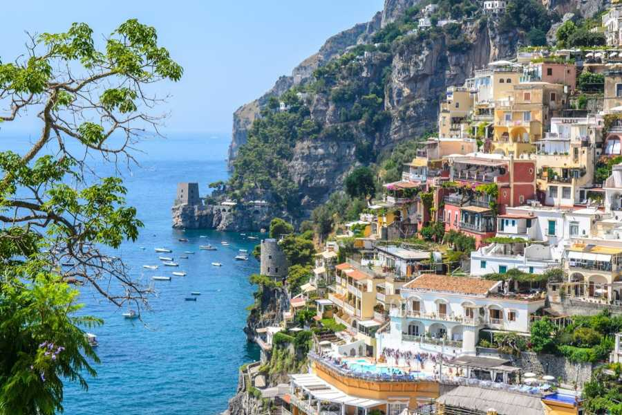 Di Nocera Service Amalfi Coast Tour from Naples