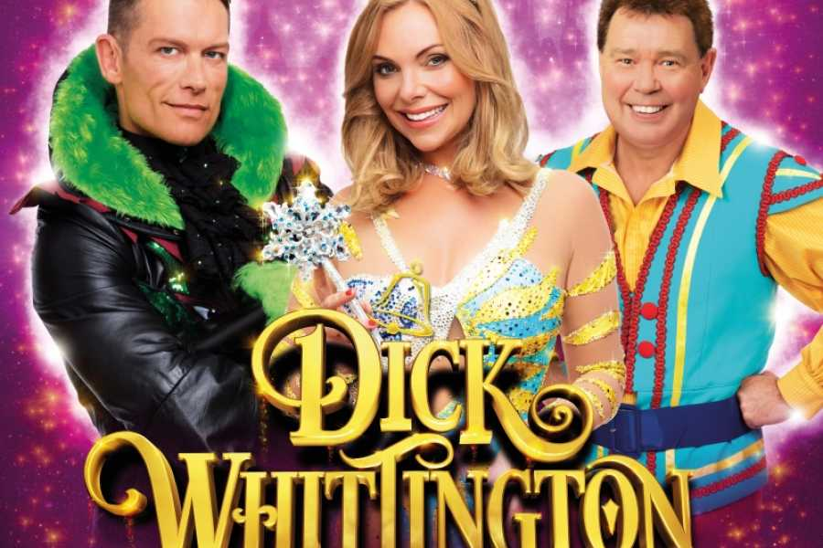 Oates Travel St Ives DICK WHITTINGTON  @ THE THEATRE ROYAL, PLYMOUTH