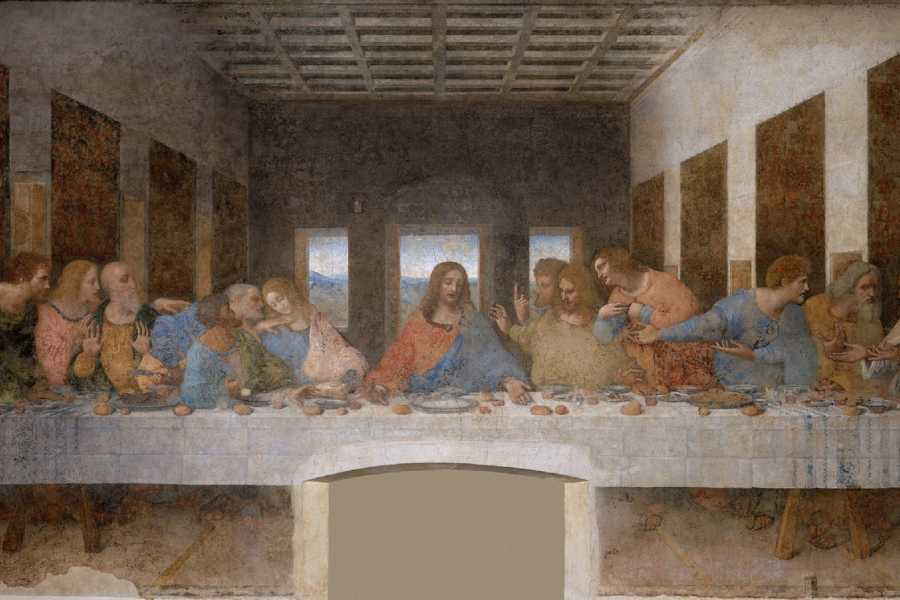 Keys of Florence 1-Hour guided tour of the Last Supper by Leonardo Da Vinci
