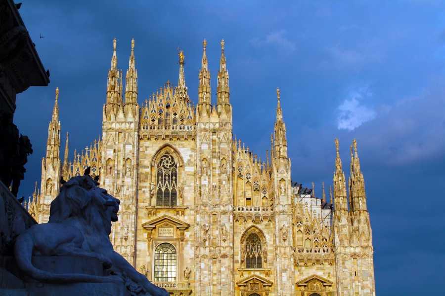 Keys of Florence The Duomo of Milan's hidden treasures