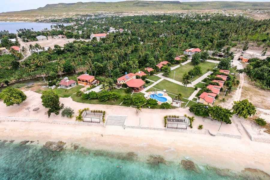 Marina Blue Haiti Mole Saint Nicolas Adventure getaway