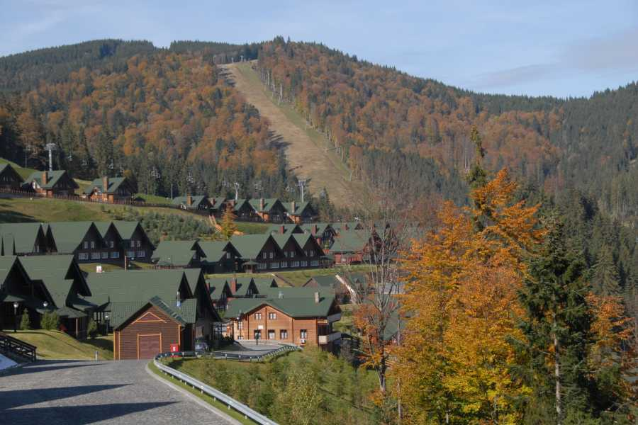 Aventour Weekend Tour Autumn Carpathians