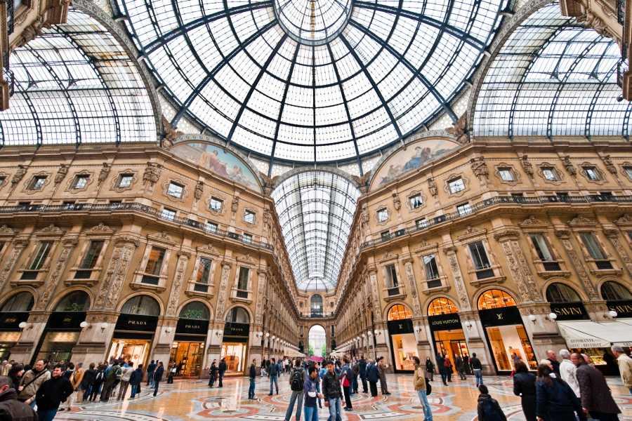 Keys of Florence Milan: 3-Hour City Center Walking Tour