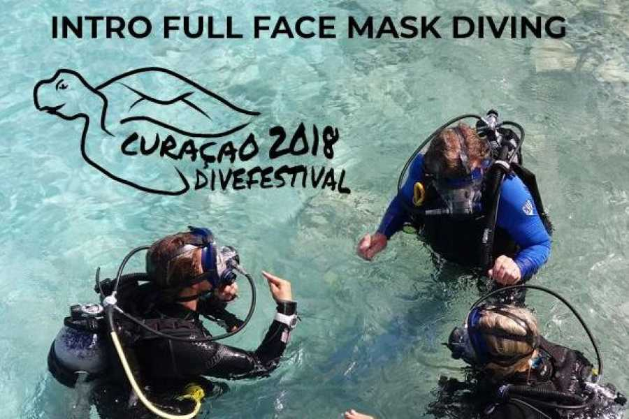 "Coral divers Dive Festival ""Intro Full Face Mask"""