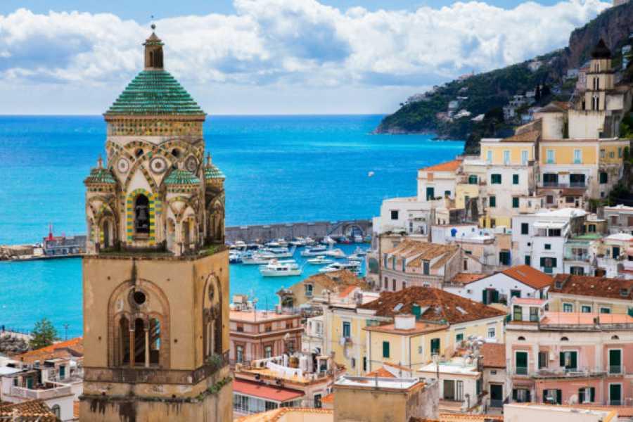Di Nocera Service Amalfi Coast Tour from Salerno