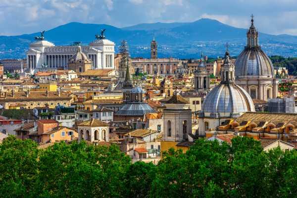 Di Nocera Service Transfer Rome/Praiano