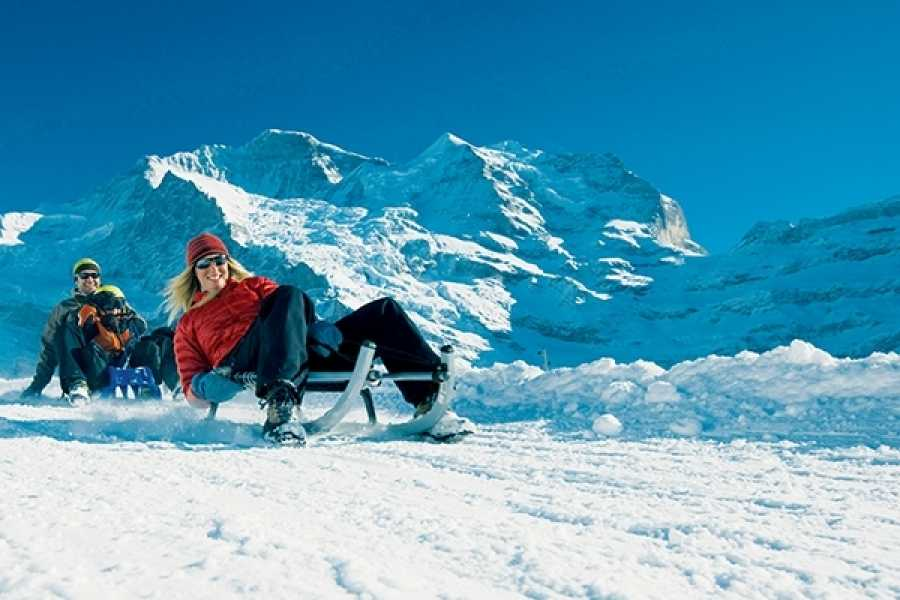 Outdoor Interlaken AG 화이트 마운틴 어드벤처 (Winter Alpine Adventure)