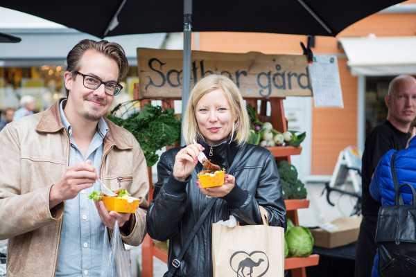 Visit Innherred Trøndersk Matfestival 1.-3.8 2019