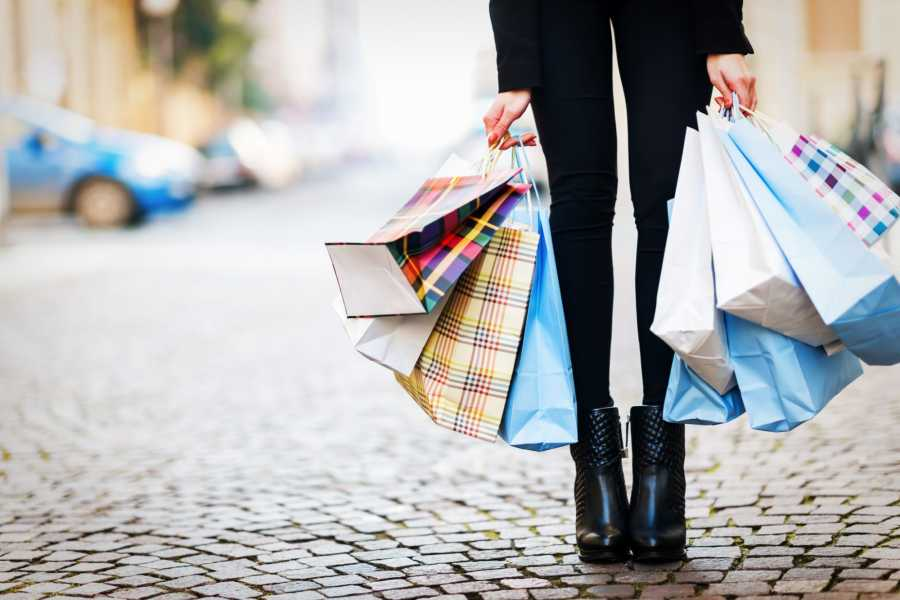Di Nocera Service Caserta Royal Palace & La Reggia Shopping SpreeTour from Ravello