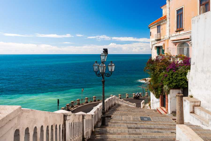 Di Nocera Service Amalfi Coast Tour from Praiano