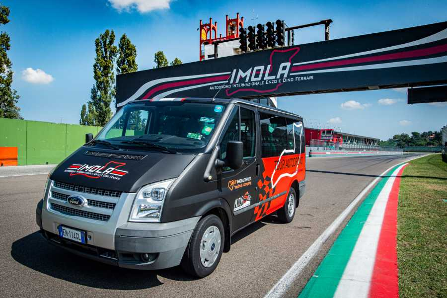 IF Imola Faenza Guided Visits to Enzo and Dino Ferrari Racetrack