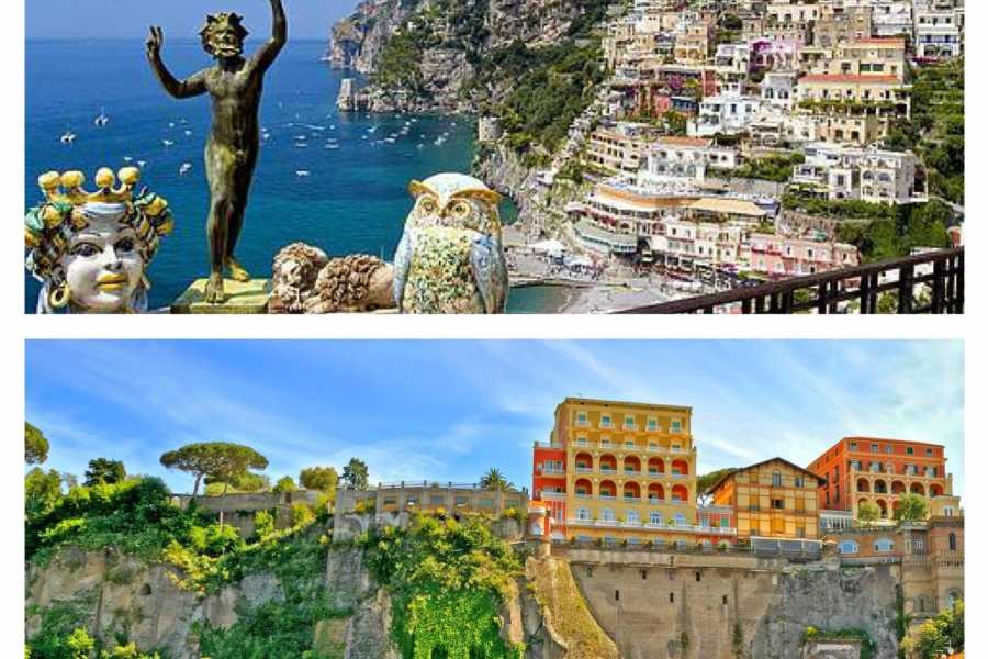 Di Nocera Service Pompei, Sorrento & Positano Tour from Naples