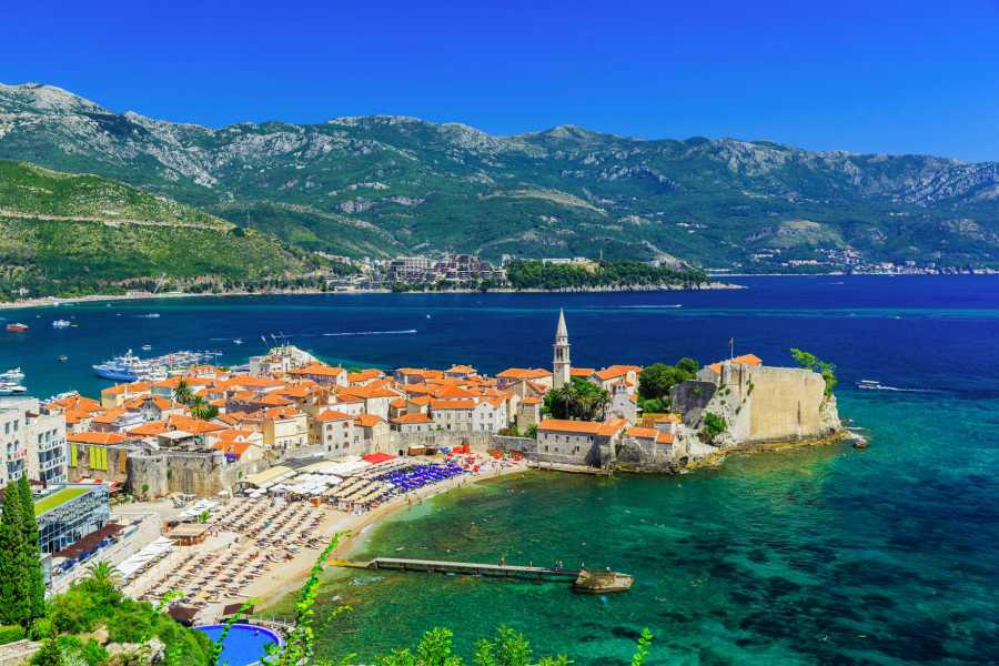 Nature Trips 2019 Montenegro Adriatic Secret Gulet Cruise - from Kotor