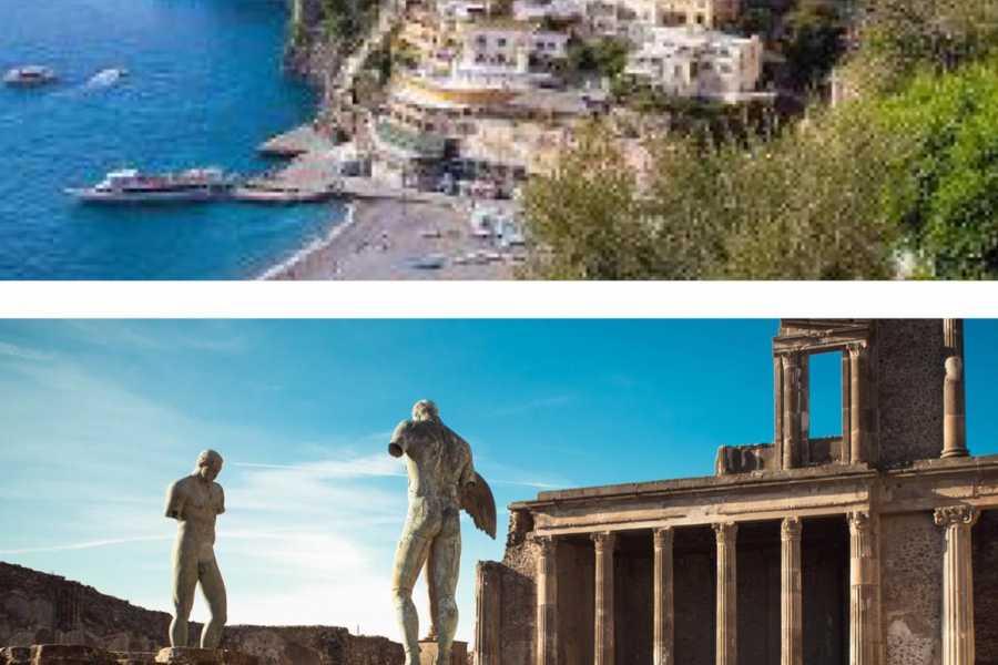 Di Nocera Service Pompei, Sorrento & Positano Tour from Praiano
