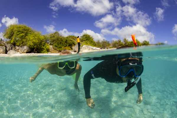 Jan Thiel Diving Snorkel Trip