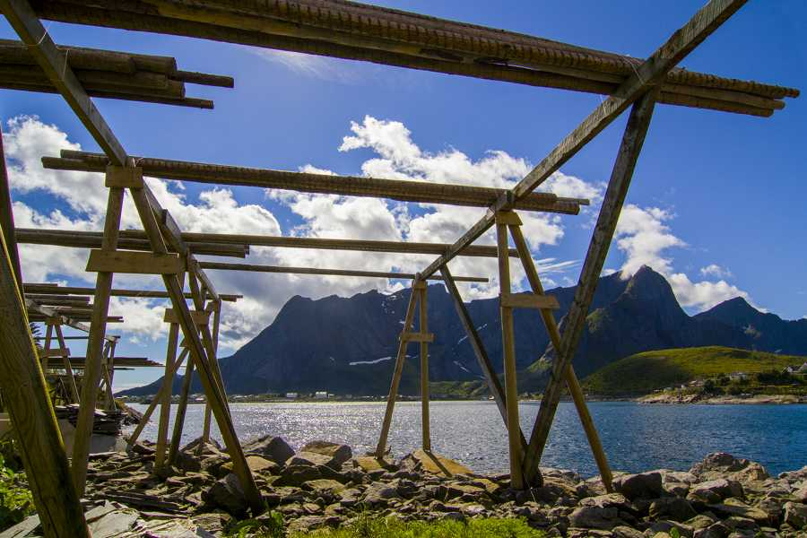KMT 8-Day Sea Kayaking the Iconic Lofoten Islands