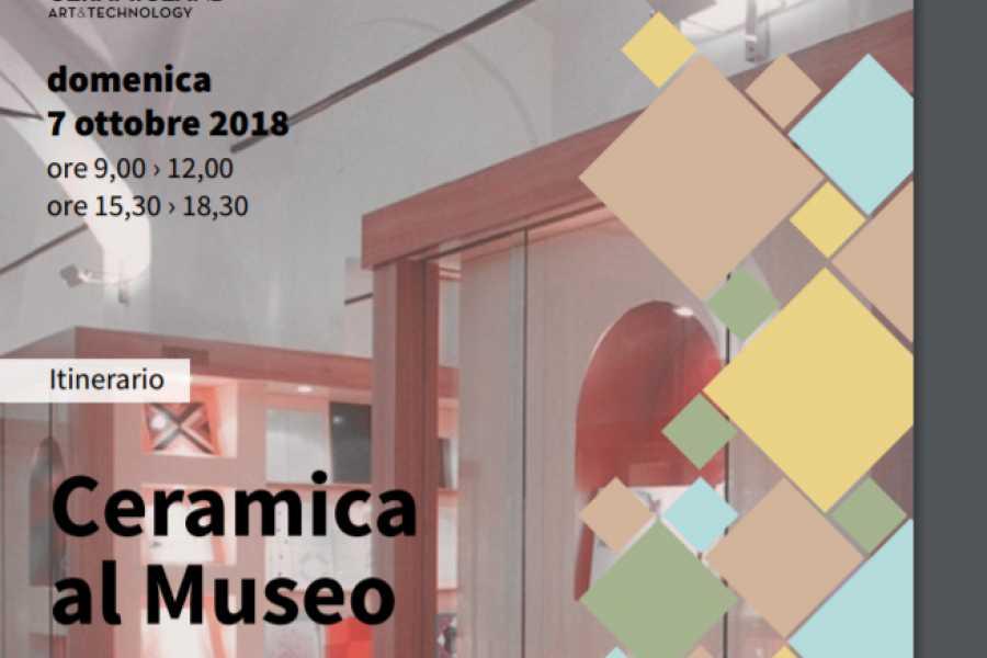 Modenatur 7/10/18 Tour / Ceramica al Museo