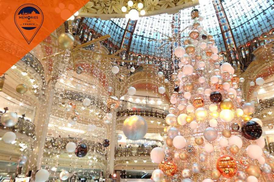 Memories DMC France Christmas in Paris: Festive shopping past & present