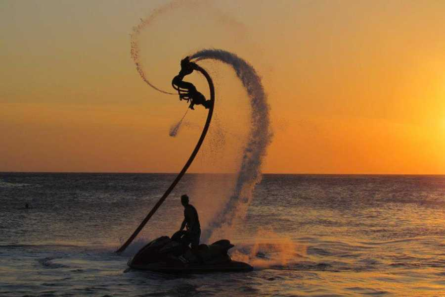 Jan Thiel Diving Flyboarding