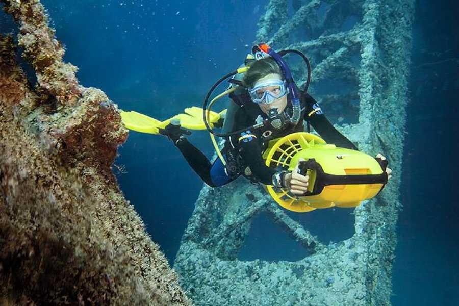 Jan Thiel Diving PADI DPV Specialty