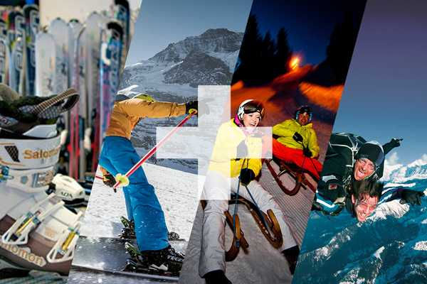 Outdoor Interlaken AG The Ultimate Winter Package