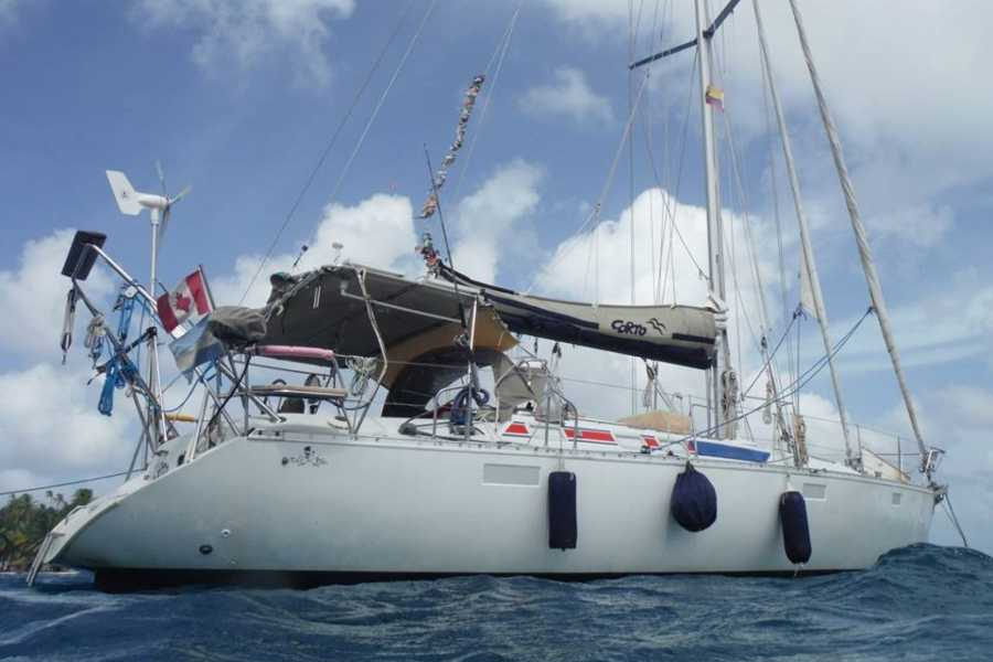 Cacique Cruiser BOAT TO PANAMA / SAILBOAT - Corto II