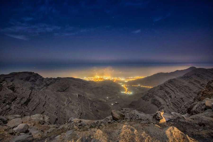 Adventurati Outdoors Backpacking Ridge Walk - UAE