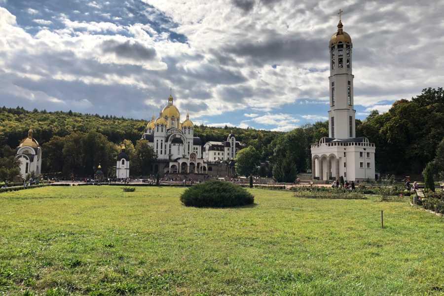 "Aventour Trip to ""Ukrainian Jerusalem"" in Zarvanytsia"