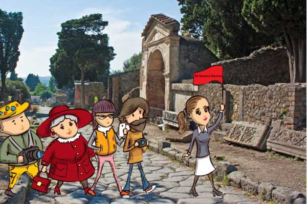 Di Nocera Service Private Guide Ercolano for 2 hours