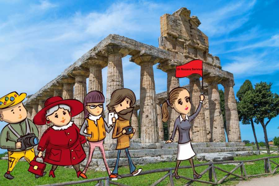 Di Nocera Service Private Guide Paestum for 2 hours and Museum