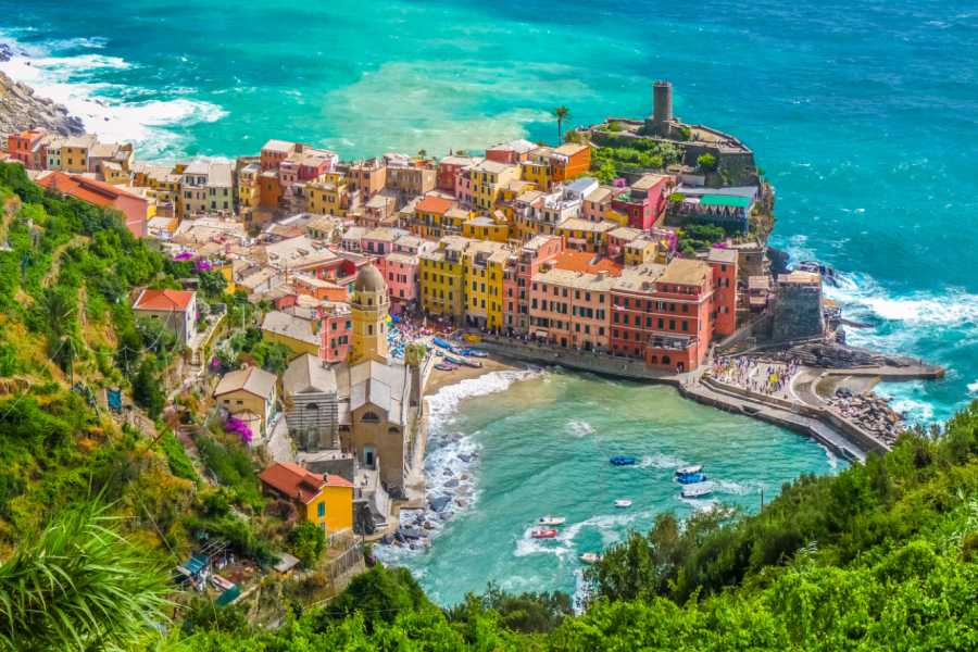 Di Nocera Service Cinque Terre in one day from Florence