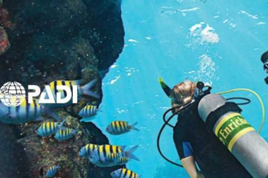 Jan Thiel Diving PADI Nitrox Specialty Course