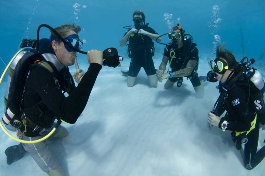 Jan Thiel Diving PADI Open Water Cursus