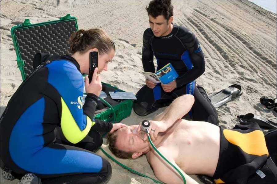 Jan Thiel Diving PADI Rescue Course