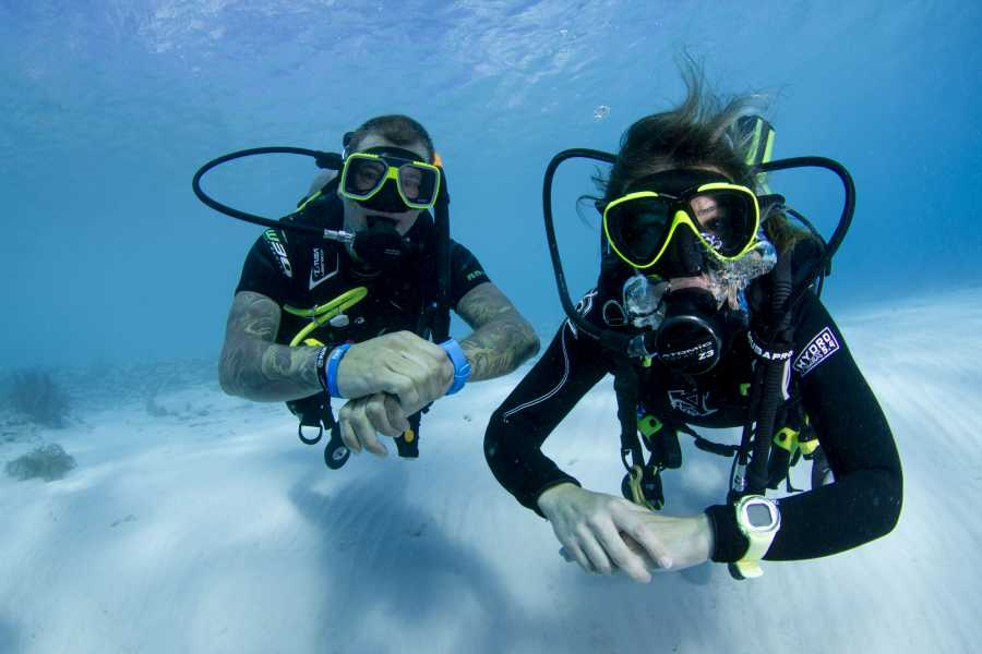 Jan Thiel Diving PADI Scuba Diver Course