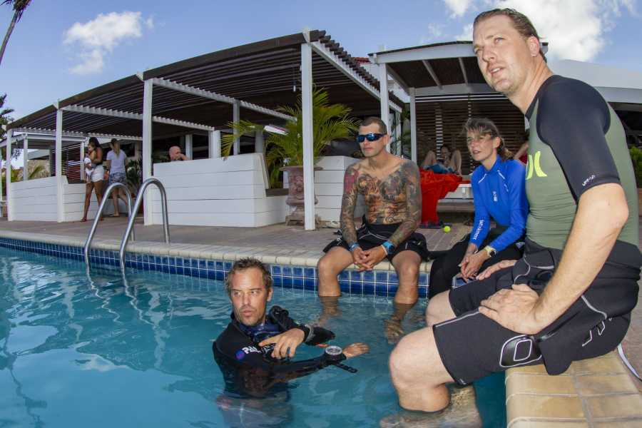 Jan Thiel Diving PADI Zoek & Berg Specialty (Search & Recovery)