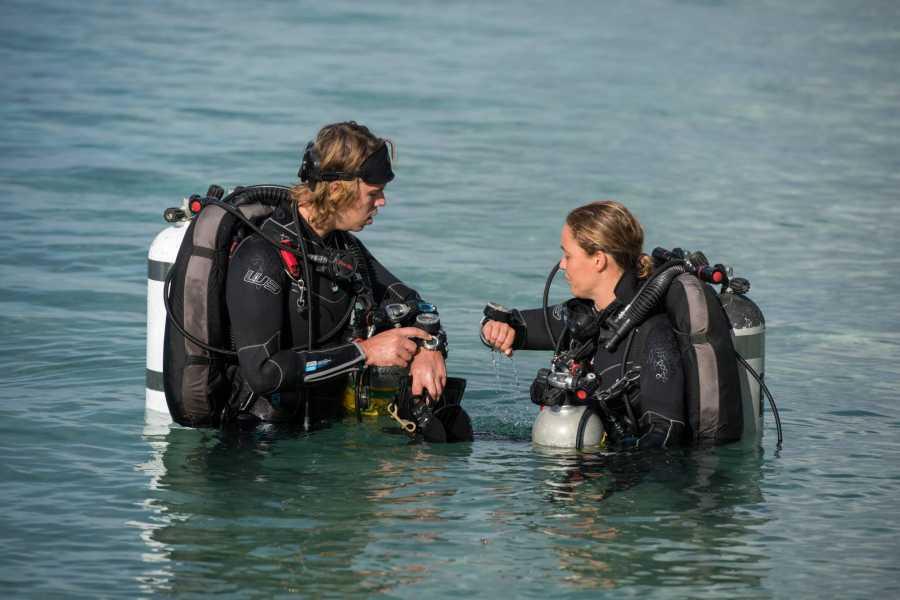 Jan Thiel Diving PADI/DSAT Ontdekken Tec Duiken