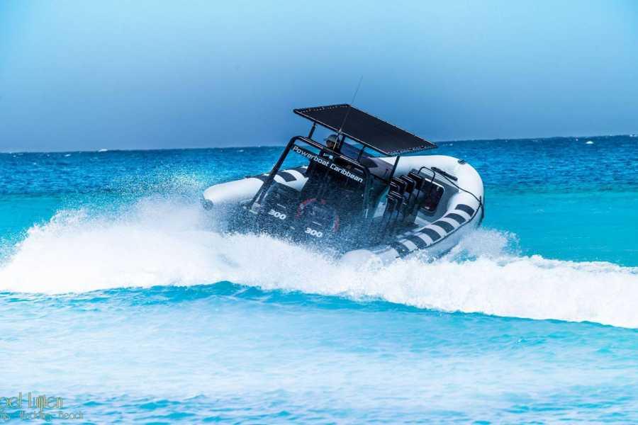 Jan Thiel Diving Powerboot 2,5 uur Oost-tour