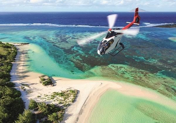 """Vol en Hélicoptère """"Le Must"""""""