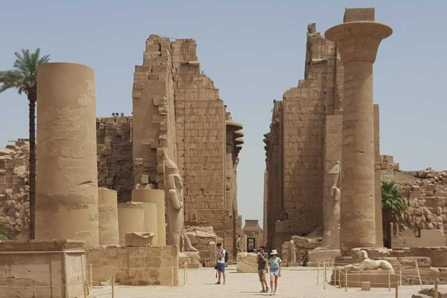 Excursies Egypte luxor day trip from Hurghada by Private Car