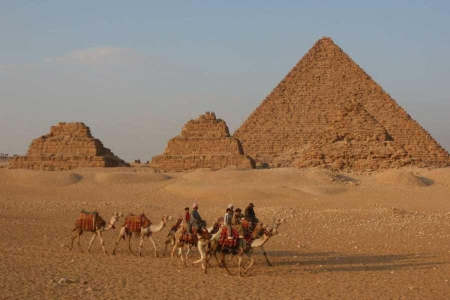 Excursies Egypte Private day Trip to Cairo from Hurghada by car