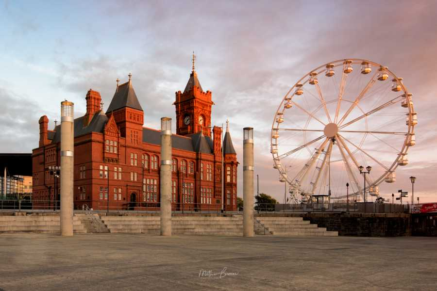 Cambria Tours South Wales Photography Group Experience