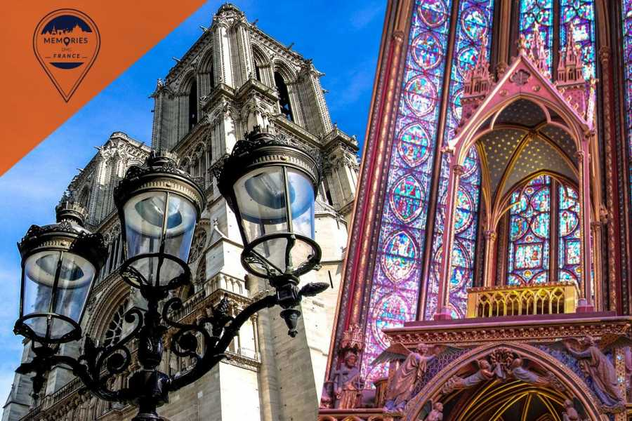 Memories DMC France Ile de la Cité tour: Notre Dame Cathedral including Skip the line tower climb, Sainte Chapelle & La Conciergerie