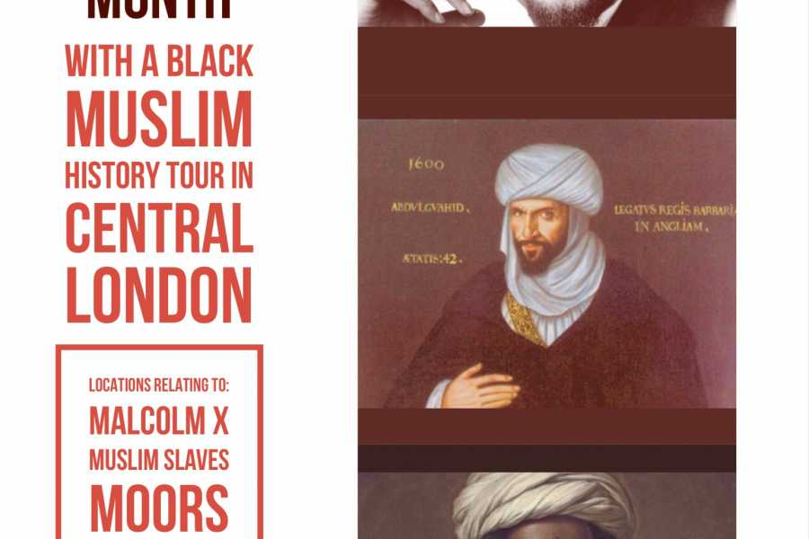 Muslim History Tours Black Muslim History Tour of Central London - All