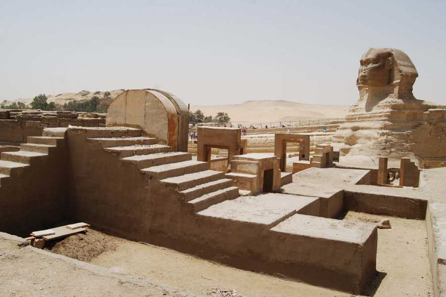 Excursies Egypte Half-Day Cairo Sightseeing Tour to Pyramids of Giza & Sphinx