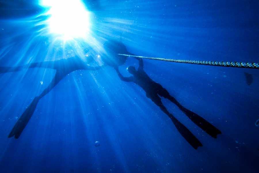 Marina Blue Haiti PADI Freediver course