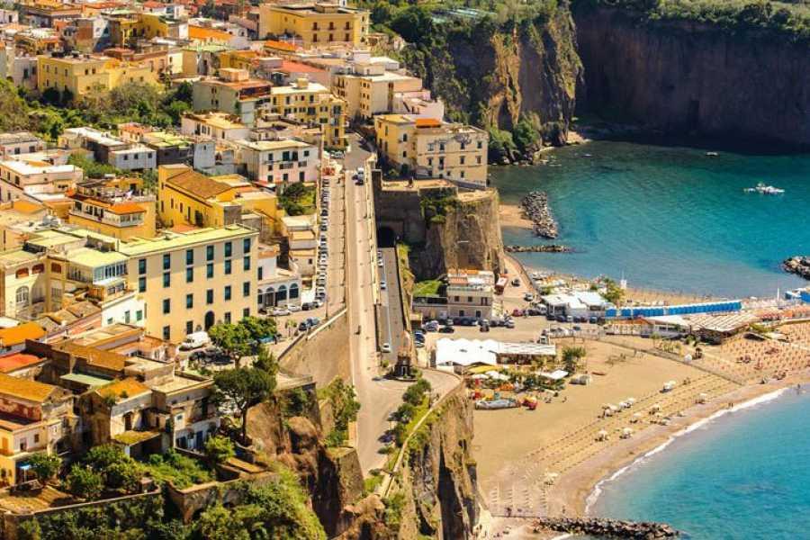 Di Nocera Service Transfer Naples/Sorrento, stop in Naples & Vesuvius